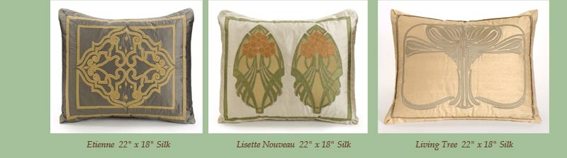 Craftsman Style Pillow Designs